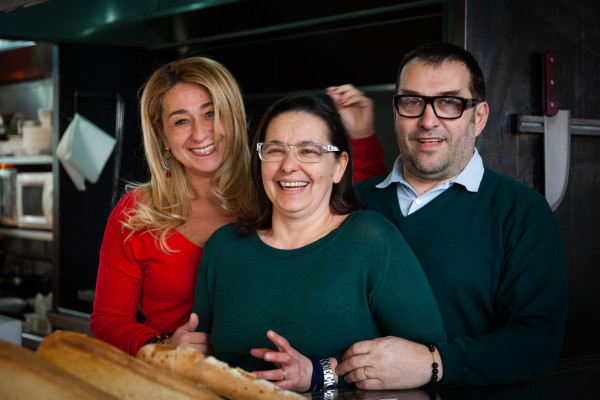 I fratelli Galbiati, una famiglia di ristoratori a Monza - Restaurant Pizzeria Monza center Villa Reale